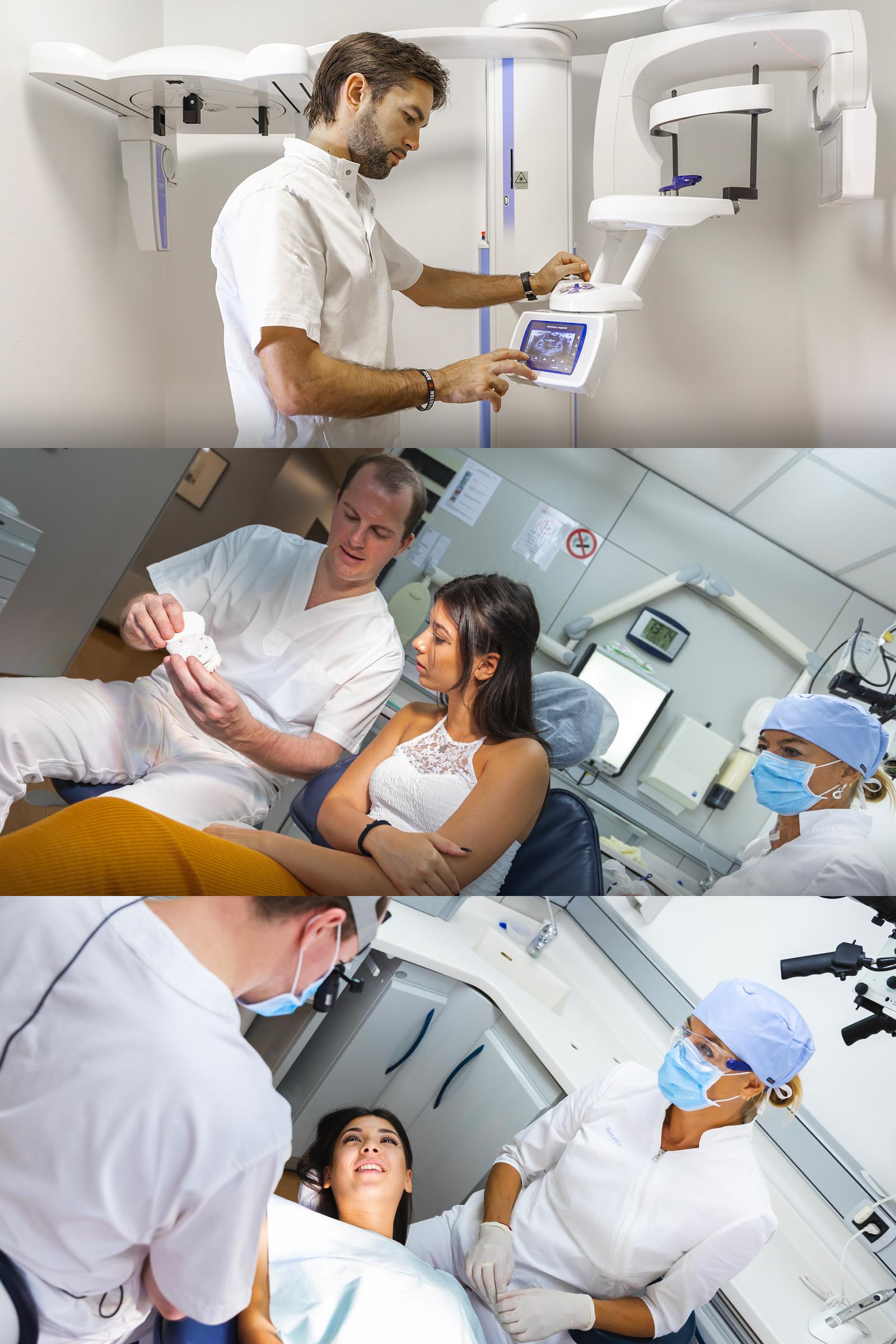 Il nostro obiettivo è preservare la dentatura naturale dei pazienti