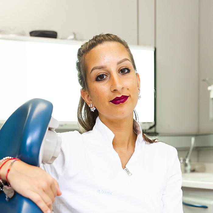 Alessia Negozio - Assistente alla poltrona