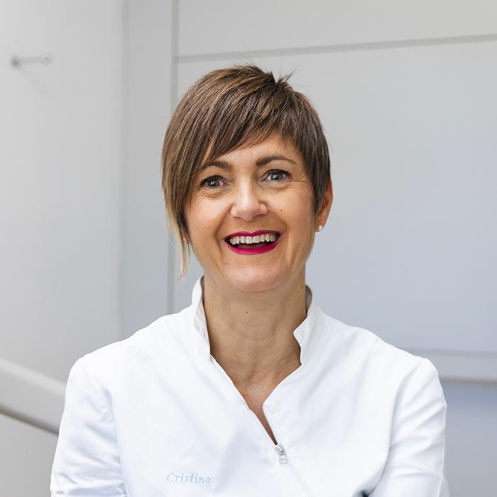 Dott.ssa Cristina Moreale - Igienista dentale