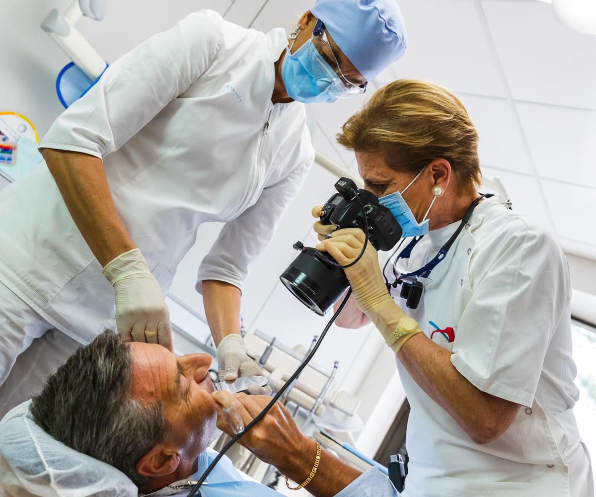 Specialisti nella cosmesi dentale