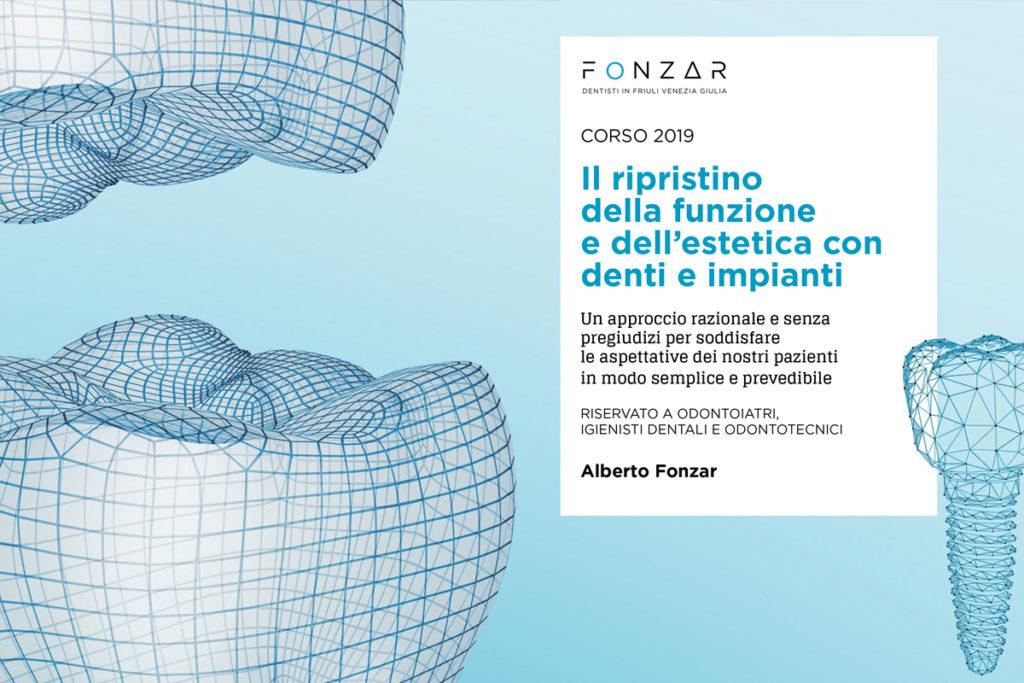 Corso Fonzar 2019